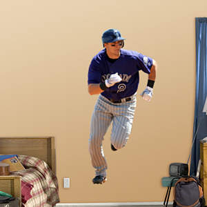 Troy Tulowitzki Fathead Wall Decal