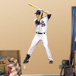 Ike Davis Fathead Wall Decal
