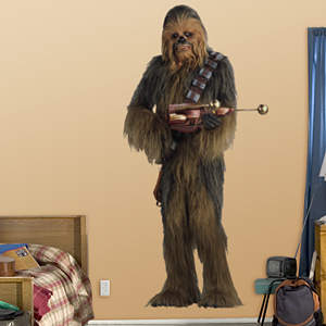 Chewbacca Fathead Wall Decal