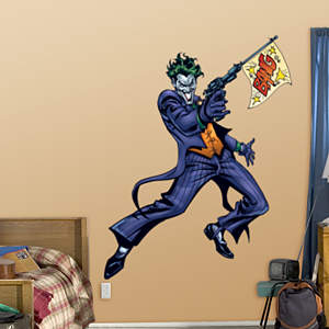 The Joker Fathead Wall Decal