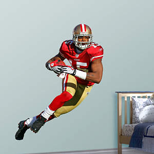 Michael Crabtree Fathead Wall Decal