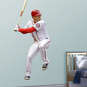 Ryan Zimmerman Fathead Wall Decal
