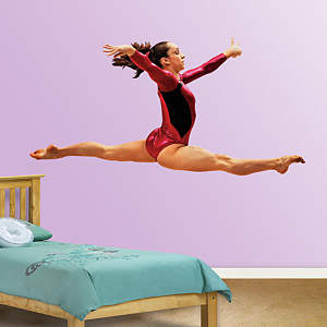 Jordyn Wieber Fathead Wall Decal