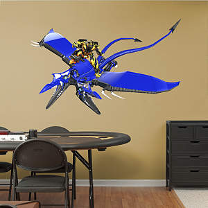 Bumblebee & Strafe - Age of Extinction Fathead Wall Decal