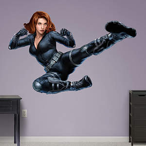 Black Widow: The Covert Avenger Fathead Wall Decal
