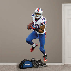 Robert Woods Fathead Wall Decal