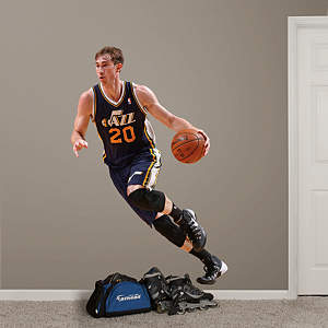 Gordon Hayward Fathead Wall Decal