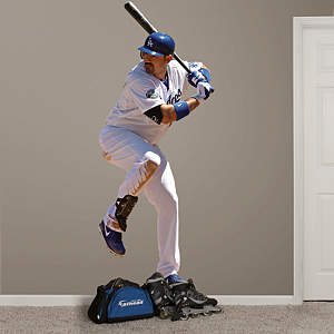 Adrian Gonzalez  Fathead Wall Decal
