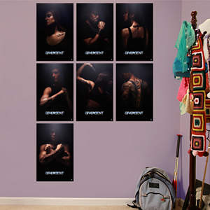Divergent Characters Poster Collection Fathead Wall Decal