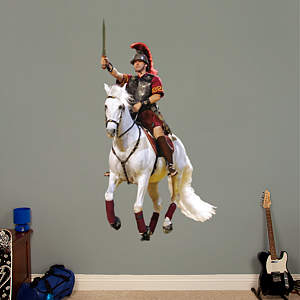USC Mascot - Traveler Fathead Wall Decal