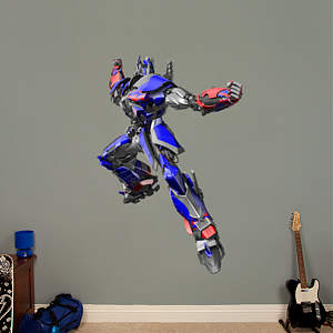 Optimus Prime - Age of Extinction Fathead Wall Decal