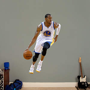 Andre Iguodala - No.9 Fathead Wall Decal