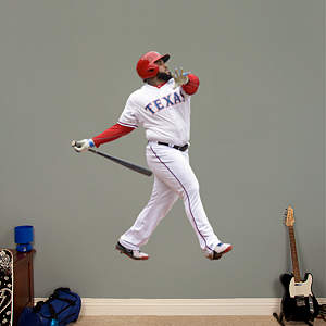 Prince Fielder Fathead Wall Decal