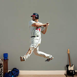 Evan Gattis Fathead Wall Decal
