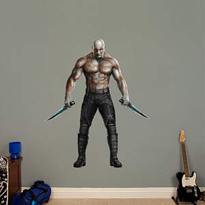 Drax the Destroyer Fathead Wall Decal