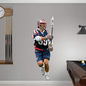 Paul Rabil - Midfielder Fathead Wall Decal