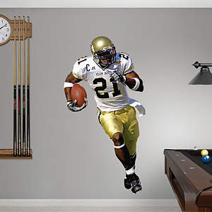 Calvin Johnson Jr. - Georgia Tech Fathead Wall Decal