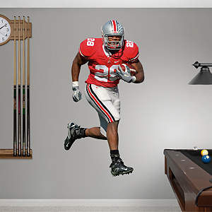 Beanie Wells Ohio State Fathead Wall Decal