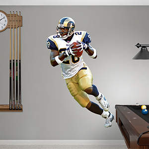 Marshall Faulk Fathead Wall Decal