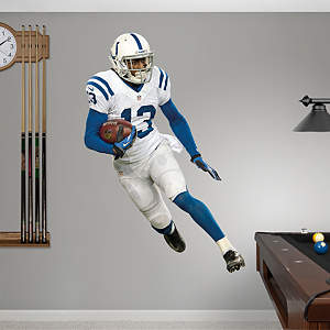 TY Hilton Fathead Wall Decal