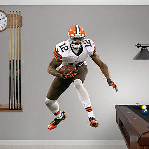 Josh Gordon Fathead Wall Decal