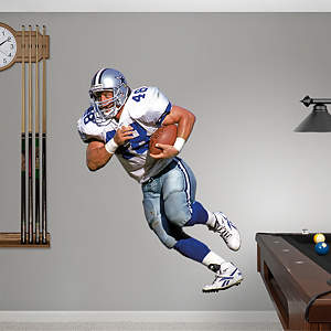 "Daryl ""Moose"" Johnston Fathead Wall Decal"