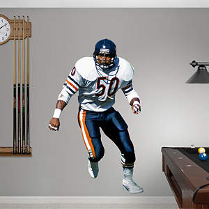 Mike Singletary Fathead Wall Decal