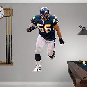 Junior Seau Fathead Wall Decal