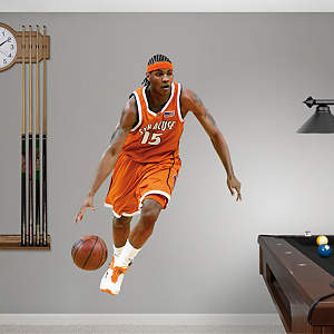 Carmelo Anthony Syracuse Fathead Wall Decal