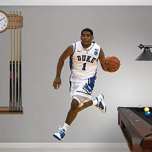 Kyrie Irving Duke Fathead Wall Decal
