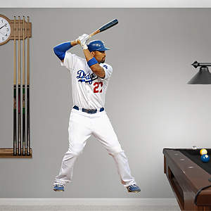 Matt Kemp Fathead Wall Decal