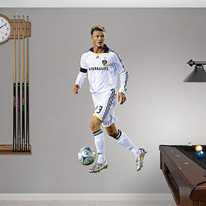 David Beckham - Midfielder Fathead Wall Decal