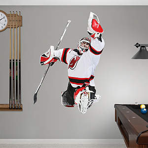 Martin Brodeur Save Fathead Wall Decal