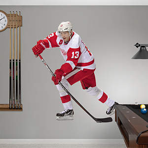 Pavel Datsyuk - No. 13 Fathead Wall Decal