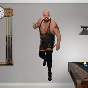 Big Show Fathead Wall Decal