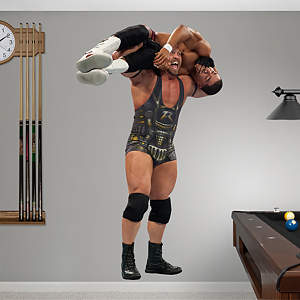 Ryback Takes It On Fathead Wall Decal
