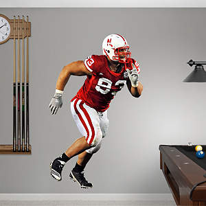 Ndamukong Suh Nebraska Fathead Wall Decal