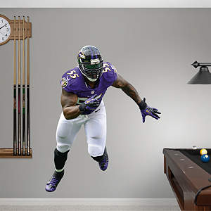 Terrell Suggs Fathead Wall Decal
