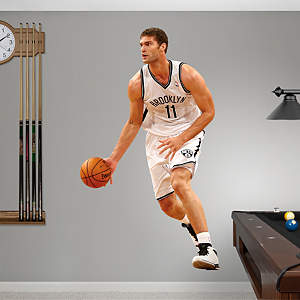 Brook Lopez Fathead Wall Decal