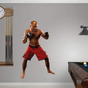 BJ Penn Fathead Wall Decal