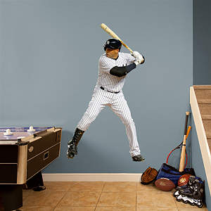 Carlos Beltran Fathead Wall Decal