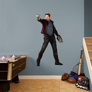 Peter Quill Fathead Wall Decal