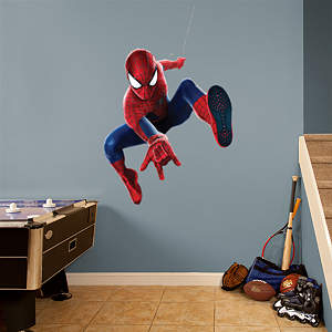 The Amazing Spider-Man 2 - Swinging Fathead Wall Decal