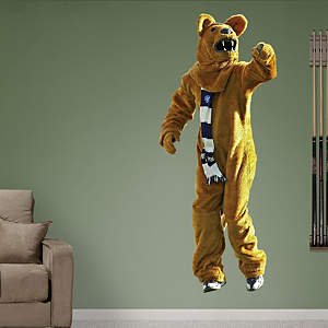Penn State Mascot - Nittany Lion Fathead Wall Decal