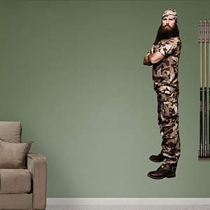 Jase Robertson Fathead Wall Decal