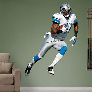 Fathead Vinyl Wall Decals of Calvin Johnson