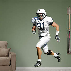 Paul Posluszny Penn State Fathead Wall Decal