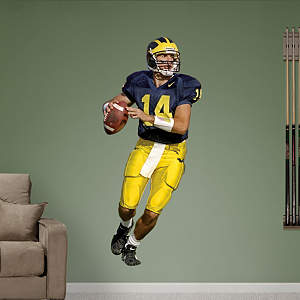 Brian Griese Michigan Fathead Wall Decal