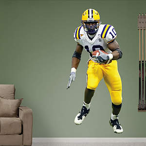 Joseph Addai LSU Fathead Wall Decal