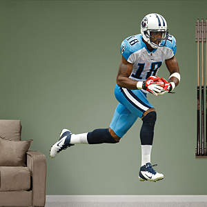 Kenny Britt Fathead Wall Decal